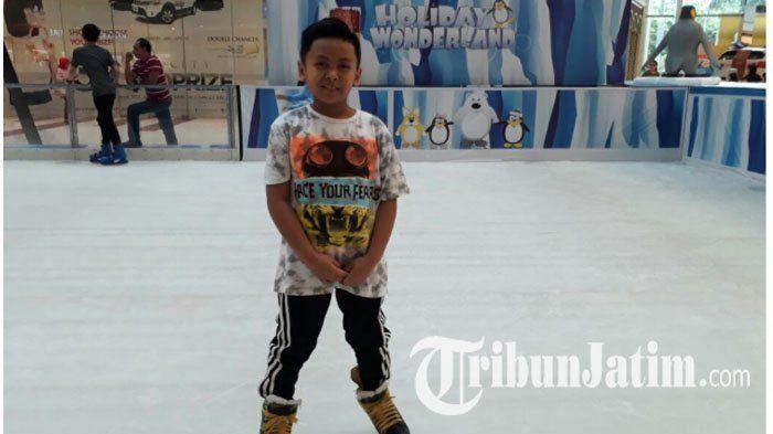 Ternyata Ini Awal Mula Raffael Anas Bisa Jadi Pemain Hoki Ice Indonesia, Juara 2 di Bangkok Lho!
