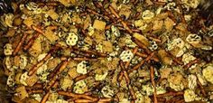 Hawaiian-style Furikake Chex Mix Recipe