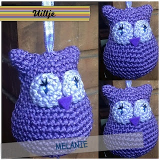 cute purple Owl do u like Mama?