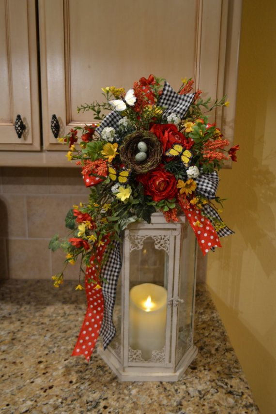 Decorative Arrangements Silk
