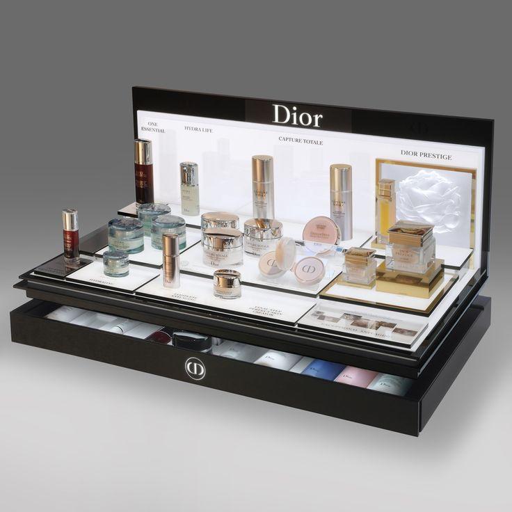 Dior Skincare Desktop Display Units 2017 popai awards