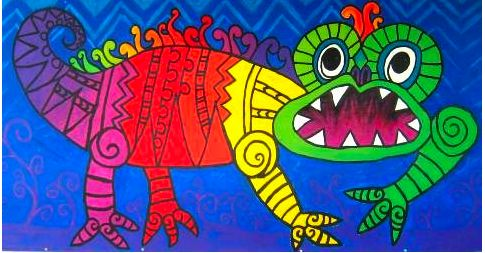Munchkins: The Taniwha