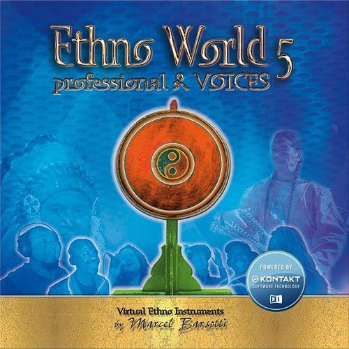 Best Service: Ethno World 5 Professional & Voices (Sampled Ethnic Instruments/Voices)