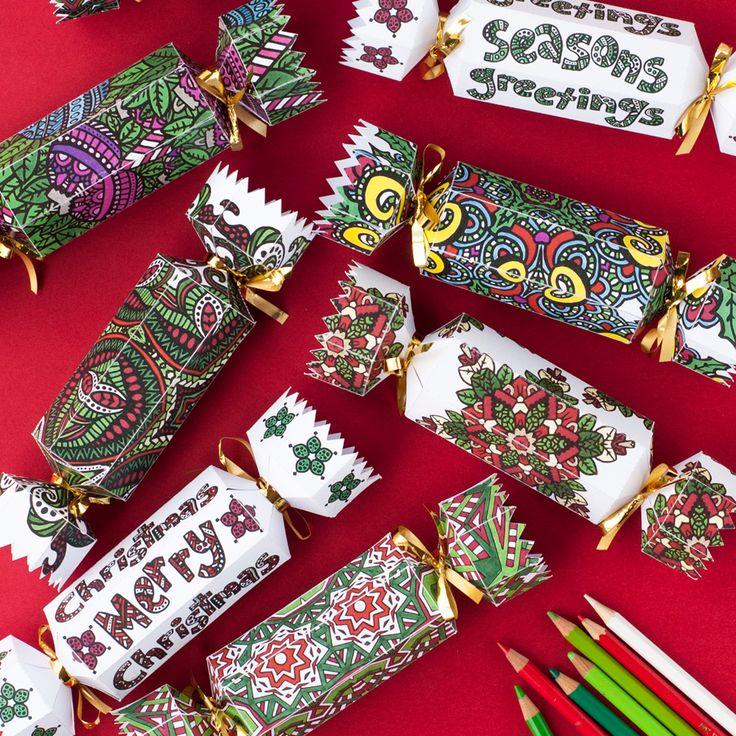 Best 25 christmas crackers ideas on pinterest diy christmas diy christmas crackers solutioingenieria Choice Image