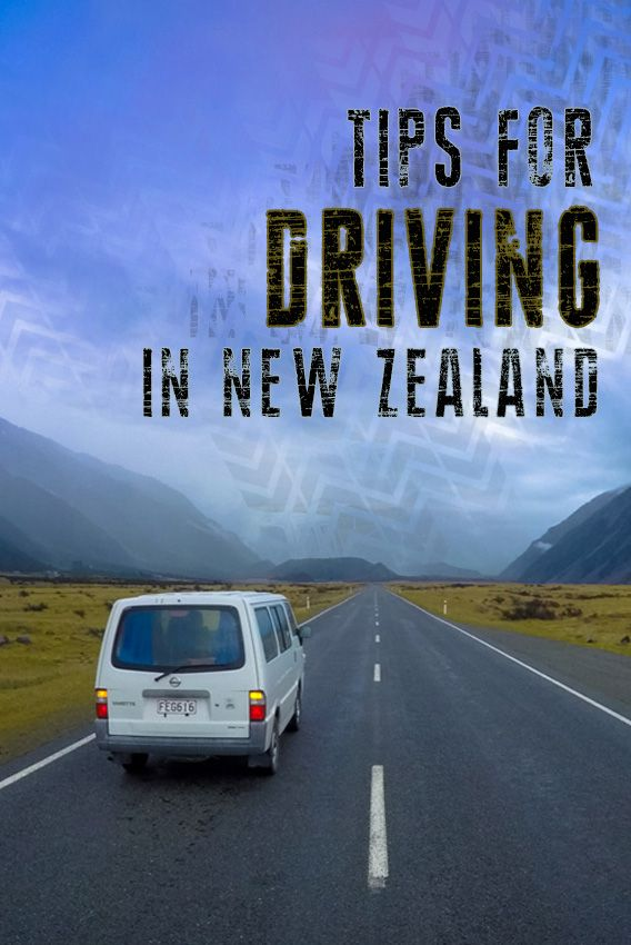 Headed to New Zealand? Here's 10 important driving trips for being safe and comfortable behind the wheel.