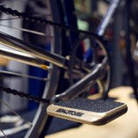 MOTO Ultra Slim Urban Bike Pedal | Cool Material