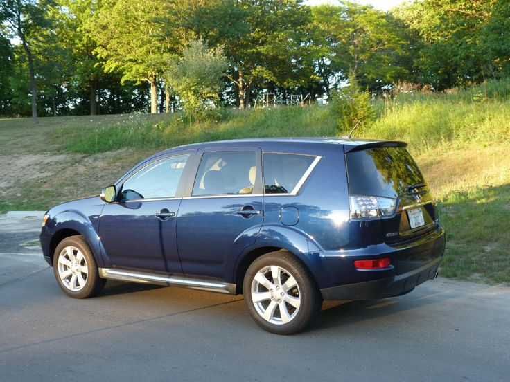 Cool Stunning 2007 Mitsubishi Outlander Aftermarket Stereo