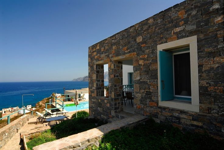 Luxury villa Kalypso with view to the sea and the valley, Sitia | Cretico