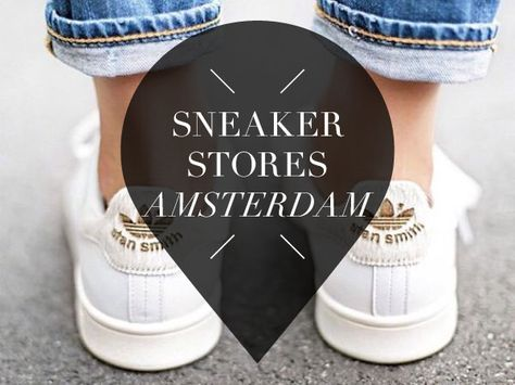 Want to buy some new sneakers? We made a list with 10 sneaker stores Amsterdam. Discover these and more hotspots in the Amsterdam City Guide