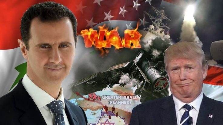 Trump Train Derailed: Sells Out to Neocon Globalists & Attacks Syria