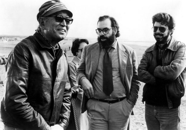 George Lucas, Akira Kurosawa, and Francis Ford Coppola: | The 45 Most Legendary Pictures EverTaken