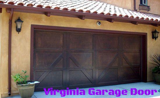 Garage Door Repair Springfield Virginia Garage Door Wood Garage Doors Garage Doors Residential Garage Doors
