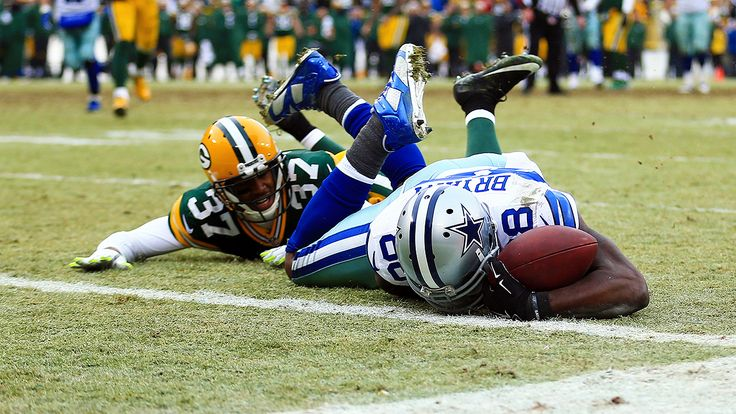 Dallas Cowboys coach Jason Garrett said it looked to him like Dez Bryant had made a season-saving catch on his fourth-down grab in the fourth quarter that was later overturned on replay, but his team's loss to the Packers wasn't due to officiating.