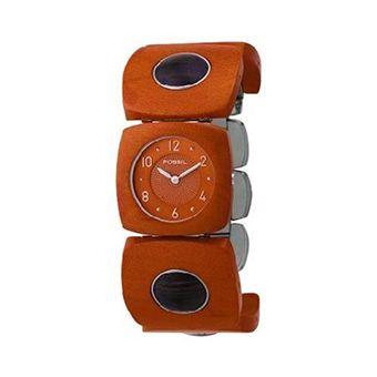 FOSSIL Orange Steel ES1833