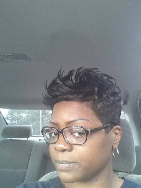 I'm loving this cut... By Terri at Textures Salon