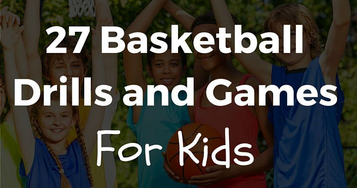 Are you looking for basketball drills and games for kids? Well, you've come to the right place! I frequently receive emails from coaches seeking drills because they either don't know what to use or their kids are tired of running the same drills over and over again at practice. It's important for al…