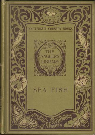 17 best images about vintage book covers on pinterest for Book with fish on cover