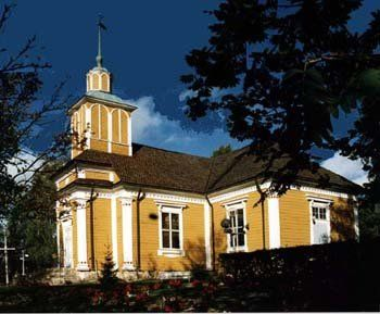 Honkajoen kirkko