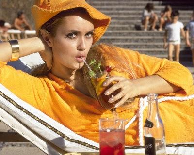 Alexandra Bastedo - Orange Too