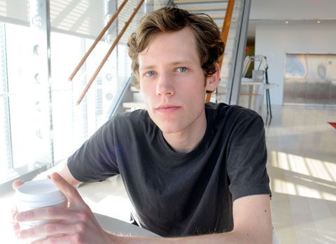Christopher Poole, found of 4chan
