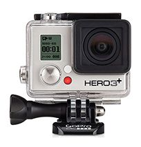 It would be so much fun to take this Go Pro camera. It's tough and comes in a protective waterproof housing, which means we could take it out on the excursions like the elephant riding or snorkelling. We could even catch some action footage of the surfers on the Matahari break.