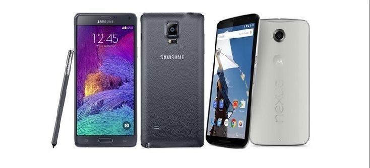 Nexus 6 vs Note 4 Daca tot s-a plans lumea in ultima vreme de faptul ca nu ar exista o utilitate concreta a tabletei, producatorii de accesorii mobile s-au gandit ca nu ar fi rau sa execute un melanj dintre o tableta si un telefon pentru a-i multumi si pe cei ce nu gasesc utilitate acestui tip de gadget dar si pe cei ce si-ar dori ceva mai mult spatiu de contact atunci cand vine vorba despre display-urile telefoanelor.