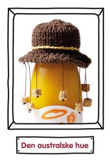 Den Store Strikkefest. Vær med til Den Store Strikkefest. Strik en lille hue og hjælp innocent drinks med at indsamle penge til at hjælpe ældre mennesker.