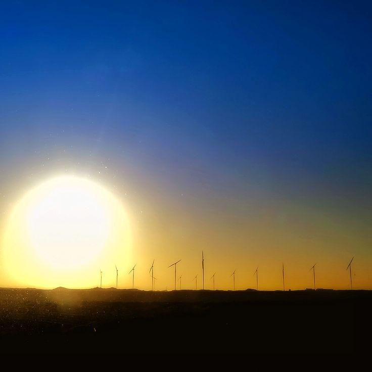 Limpias, alternativas, renovables