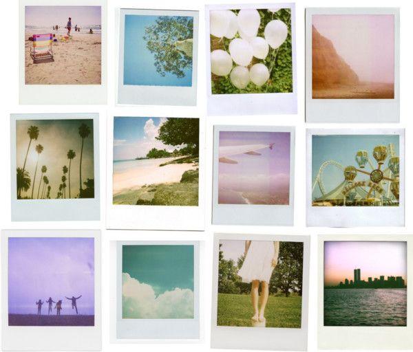 pretty polaroids
