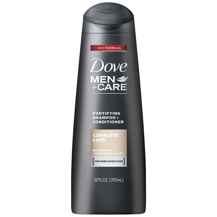 Dove Men's Care Fortifying Shampoo and Conditioner (2-in-1), Complete Care (Pack of 2) ** Check out the image by visiting the link. #hairenvy