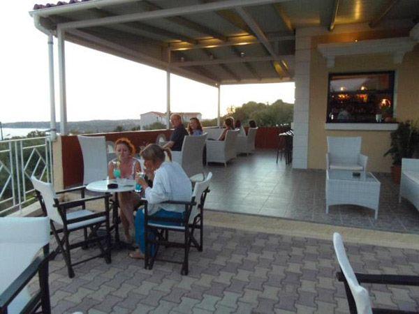 Astra Cocktail Bar, Lourdas, Kefalonia