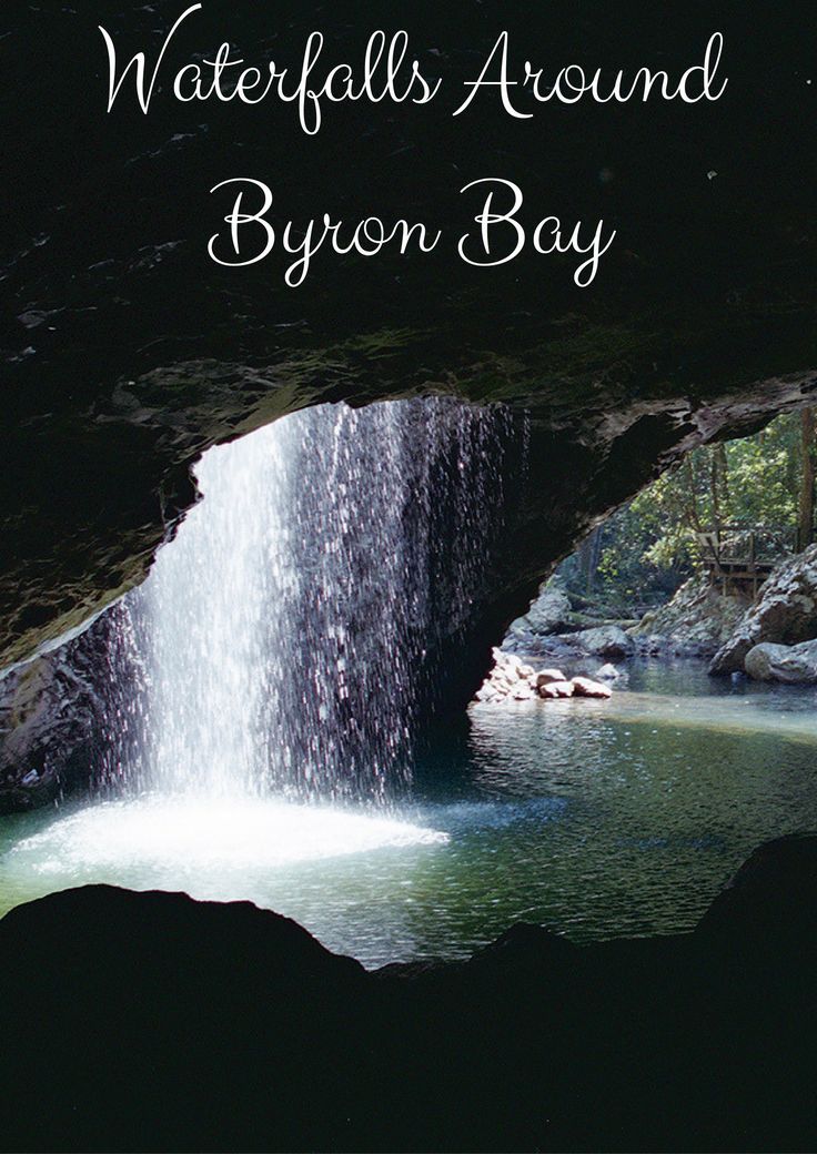 Waterfalls around Byron Bay http://holidayfromwhere.com/byron-shire/