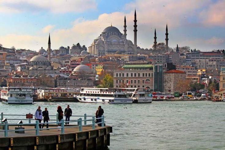 Istambul na Turquia é um dos melhores destinos para viajar em Outubro 2018