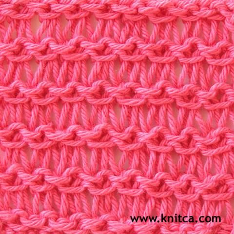 Knitting Stitches Sl1 Wyif : 450 best images about Knitted Stitches on Pinterest Ribs, Lace knitting pat...