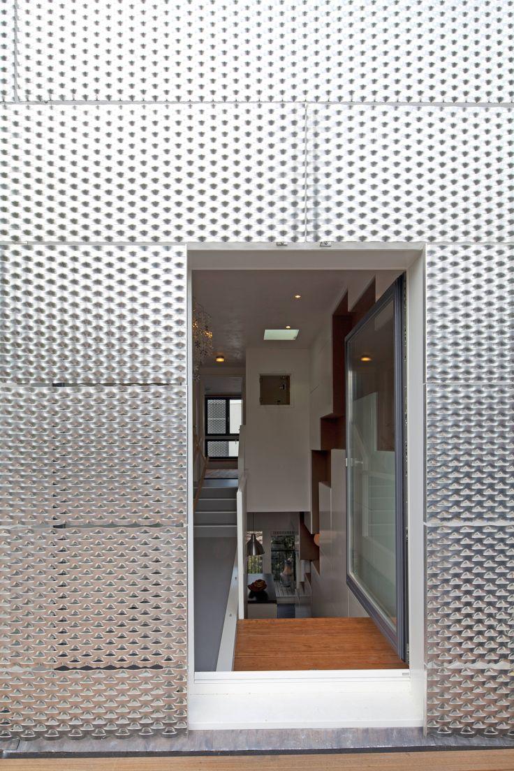 Richel Lubbers Architecten #utrecht #extension #architecture #design #detail #outdoor #material