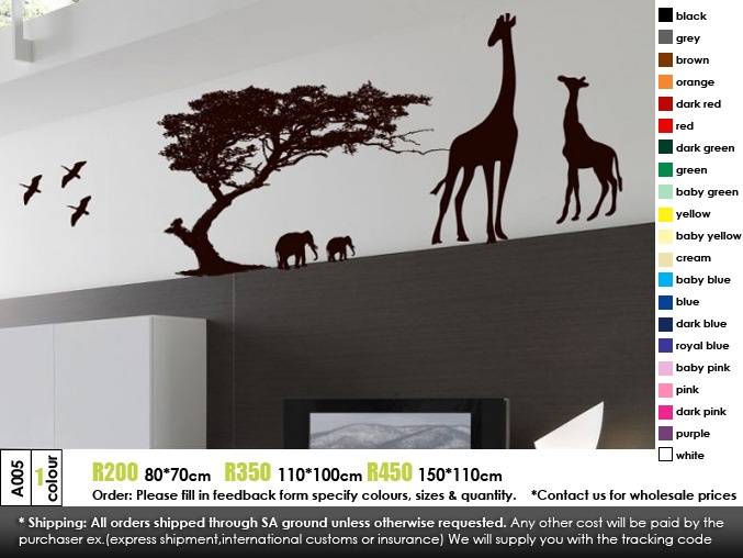 Our Vinyl Interior™ are cut from a specialized vinyl that is specifically designed for home décor. Unlike standard high gloss signage vinyl, our product has a matte finish that gives a gorgeous painted look and the material is removable without leaving behind any trace of adhesive . Simply to apply, easy to remove application. In a wide range of high level designs to choose from.