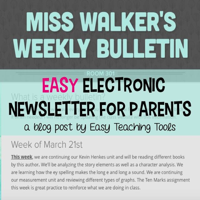 Best 20+ Parent Newsletter Ideas On Pinterest | Parent Board
