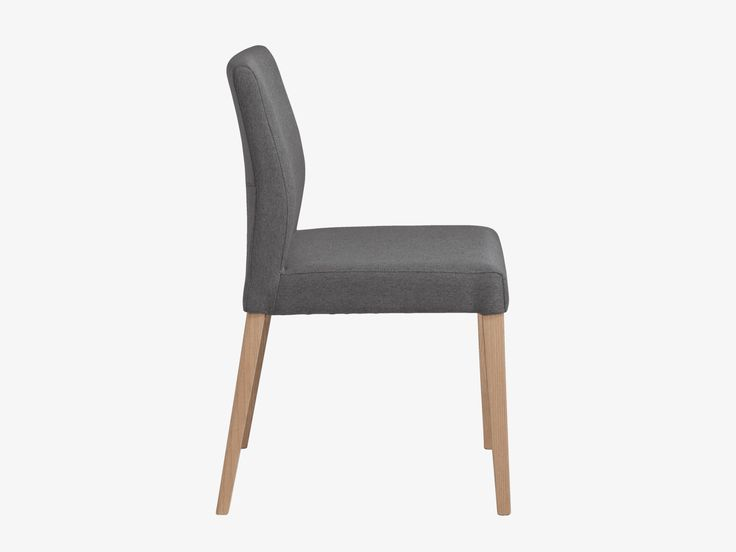 ELODI Grey upholstered dining chair with oak legsBest 25  Grey upholstered dining chairs ideas on Pinterest  . Grey Upholstered Dining Chairs. Home Design Ideas