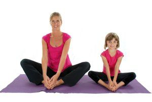 """Mommy and Me""  Flexibility & Stretching Classes wit Silviya Taseva!"