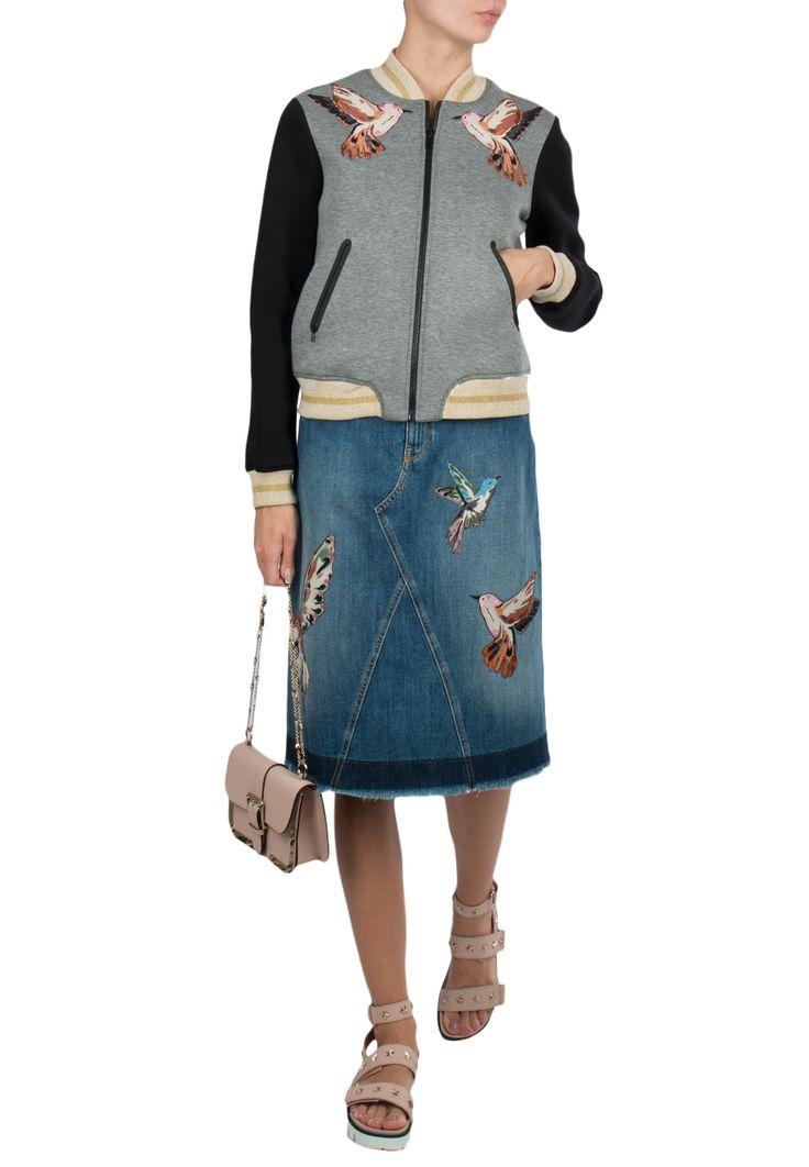 Интернет магазин Elyts предлагает купить серый пиджак VALENTINO RED по цене 47500 рублей. Доставка по всей России. Звоните +7 (800) 200-1691.