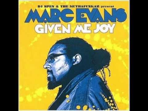 Marc Evans- Given Me Joy (Knee Deep Classic Club Edit)