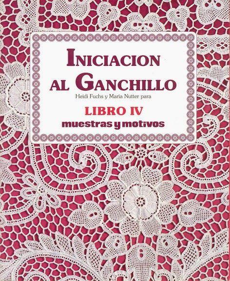 Iniciación al ganchillo IV Revista descargada en español