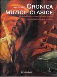 Cronica muzicii clasice - Allan Kendal; Varsta: 6+; Aceasta este o carte foarte compelxa din care parintii le pot explica copiilor concepte prin asociere cu alte carti de varsta lor sau cu experienta traita direct.