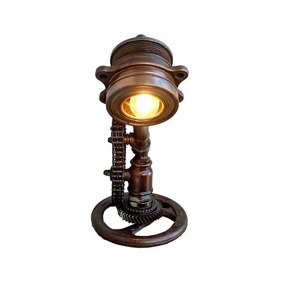 Edison bulb lamp, Victorian lighting, Industrial look lighting, Vintage style lamps, Steampunk light bulbs, Reading lamps for bed, Rustic