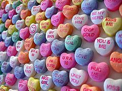 Valentine's hearts and frugal Valentines Ideas