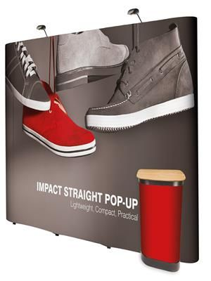 Zestaw Pop-up Impact 3x3