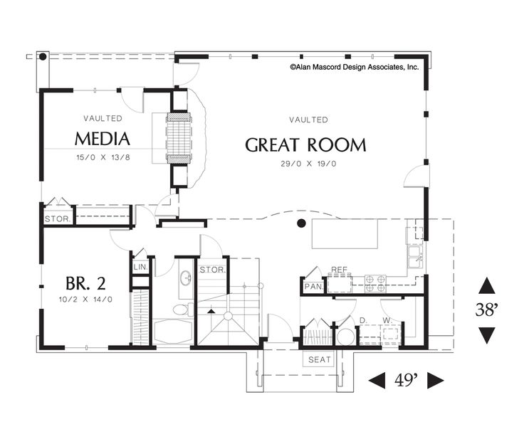 House Plans With Media Room 536 best house plans images on pinterest | floor plans, outdoor