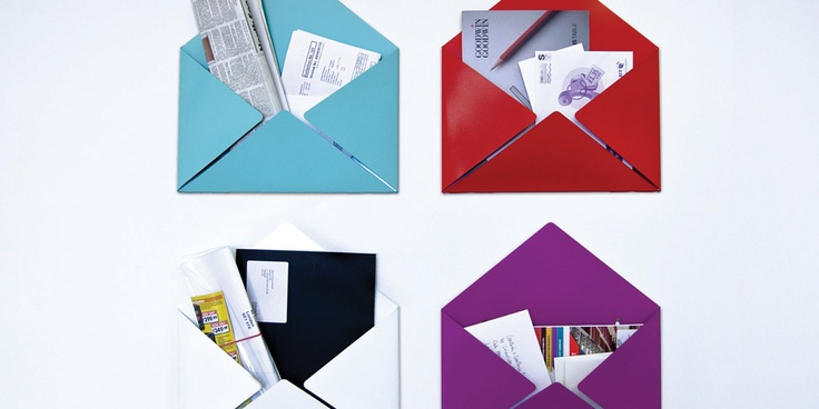 Envelope Mail Boxes: Mail Holder, Idea, Envelopes, Mail Boxes, Products, Mailbox, Design