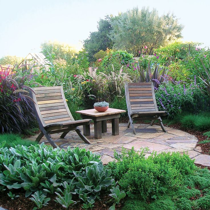 》》Design an idyllic outdoor room with these ideasfor a variety of styles and budgets