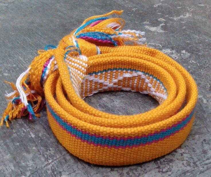 Braceret handmade from tenun timor